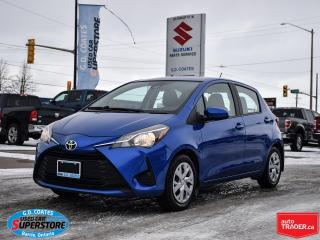 Used 2019 Toyota Yaris LE ~Backup Camera ~Lane Departure ~Bluetooth for sale in Barrie, ON