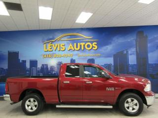 Used 2015 RAM 1500 SLT ECODIESEL 103600 KM 4X4 8 VITESSES T for sale in Lévis, QC