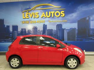 Used 2007 Toyota Yaris RS MANUEL 5 VITESSES BAS PRIX for sale in Lévis, QC