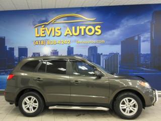 Used 2012 Hyundai Santa Fe GL V6 AWD 119000 KM JAMAIS ACCIDENT 1 PR for sale in Lévis, QC