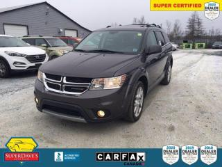 Used 2016 Dodge Journey Limited for sale in Dartmouth, NS