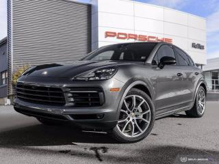 Used 2020 Porsche Cayenne S for sale in Halifax, NS