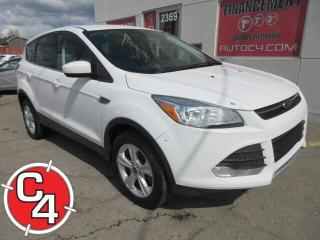 Used 2016 Ford Escape AWD  SE MAGS BLUETOOTH for sale in St-Jérôme, QC