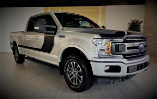 Used 2018 Ford F-150 XLT/SPORT - DECOR - FX4/CREW - WOW for sale in Drummondville, QC