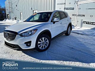 Used 2016 Mazda CX-5 GS TRÈS PROPRE! for sale in Rouyn-Noranda, QC
