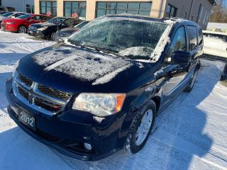 Used 2012 Dodge Grand Caravan Crew for sale in Peterborough, ON