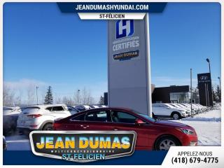 Used 2016 Hyundai Sonata for sale in St-Félicien, QC