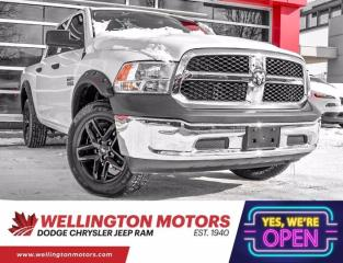 Used 2017 RAM 1500 ST | Crew Cab | 4X4 | New Tire(s).... for sale in Guelph, ON