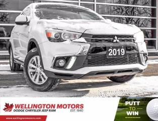 Used 2019 Mitsubishi RVR SE >> Low K's >> AWD >> No Accidents !! for sale in Guelph, ON