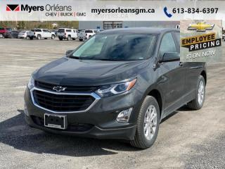 New 2021 Chevrolet Equinox LT  - Heated Seats - Power Liftgate for sale in Orleans, ON