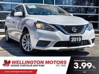 Used 2019 Nissan Sentra SV --> New Front Brakes & Rotors ... for sale in Guelph, ON