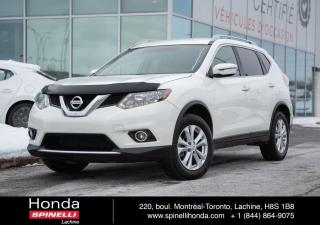 Used 2016 Nissan Rogue SV FWD BAS KM FWD MAGS CAM RECUL BLUETOOTH ++ for sale in Lachine, QC
