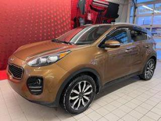 Used 2017 Kia Sportage *EX*CAMÉRA*AIR*CRUISE*SIÈGES CHAUFF* for sale in Québec, QC