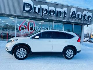 Used 2016 Honda CR-V SE 5 portes TI for sale in Alma, QC