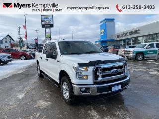 Used 2016 Ford F-150 XLT  - SiriusXM for sale in Kemptville, ON