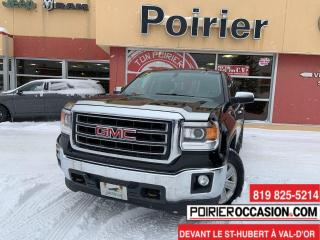Used 2014 GMC Sierra 1500 SLE for sale in Val-D'or, QC