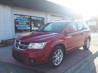 Used 2012 Dodge Journey SXT, 7 PASSENGER for sale in Whitby, ON