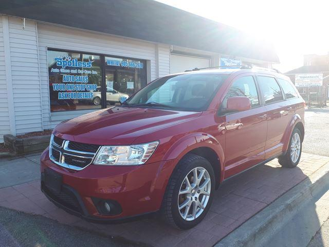 2012 Dodge Journey SXT, 7 PASSENGER