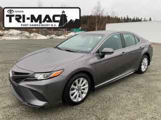 Used 2018 Toyota Camry for sale in Port Hawkesbury, NS