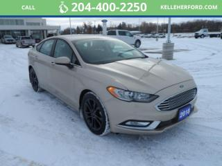 Used 2018 Ford Fusion SE for sale in Brandon, MB