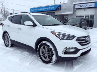 Used 2018 Hyundai Santa Fe Sport 2.4 Premium HEATED SEATS, ALLOYS, BACKUP CAM, BLUETOOTH!! for sale in Richmond, ON