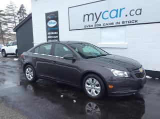 Used 2014 Chevrolet Cruze 1LT POWERGROUP, A/C, LOW MILEAGE!! for sale in Kingston, ON
