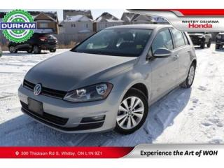 Used 2017 Volkswagen Golf 5dr HB Auto 1.8 TSI Comfortline for sale in Whitby, ON