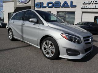 Used 2017 Mercedes-Benz B-Class B 250 Sports Tourer for sale in Ottawa, ON