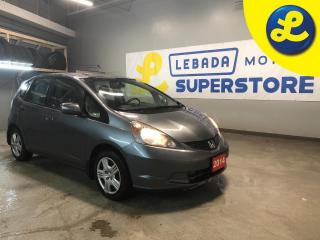 Used 2014 Honda Fit Cruise Control * Steering Wheel Controls * Bluetooth Handsfreelink Wireless Phone Connectivity Hands Free Calling * AM/FM/CD/Aux * Keyless Entry * for sale in Cambridge, ON