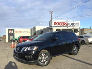 Used 2017 Nissan Pathfinder 2.99% Financing - 7 PASS - REVERSE CAM - REMOTE START for sale in Oakville, ON