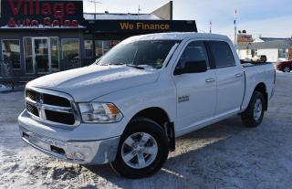 Used 2017 RAM 1500 SLT BACK-UP CAMERA! CRUISE CONTROL! 4X4! for sale in Saskatoon, SK