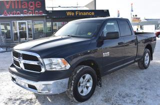 Used 2013 RAM 1500 ST Cruise Control! 4X4! for sale in Saskatoon, SK