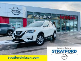 Used 2017 Nissan Rogue SV for sale in Stratford, ON