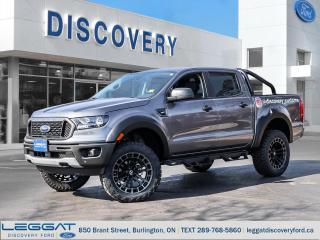New 2021 Ford Ranger XLT for sale in Burlington, ON