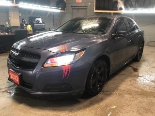 Used 2013 Chevrolet Malibu Power Driver Seat * Tinted Windows * 16 Rims *  Bluetooth handfree calling -inc: in-vehicle Bluetooth system allows users w/Bluetooth-enabled cell ph for sale in Cambridge, ON