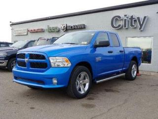 New 2021 RAM 1500 Classic Express | V6 | Steps | Brake Control | Quad Cab for sale in Medicine Hat, AB