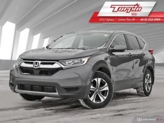Used 2017 Honda CR-V LX for sale in Carleton Place, ON