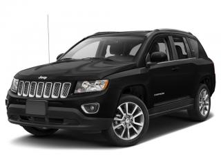 Used 2014 Jeep Compass Sport/North SUNROOF, LEATHER HEATED SEATS, POWER DRIVERS SEAT for sale in Ottawa, ON