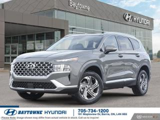 New 2021 Hyundai Santa Fe Preferred Trend AWD 2.5L for sale in Barrie, ON