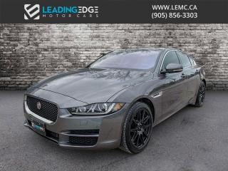 Used 2018 Jaguar XE 20d Prestige Nav, Meridian Sound, Sunroof, Blind Spots for sale in King, ON