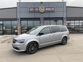 Used 2015 Dodge Grand Caravan SE/SXT 4dr Wgn SXT for sale in Thunder Bay, ON