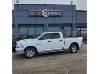 Used 2017 RAM 1500 SLT 4WD Crew Cab 149  Outdoorsman for sale in Thunder Bay, ON