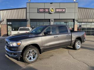 Used 2020 RAM 1500 Big Horn 4x4 Crew Cab 5'7  Box for sale in Thunder Bay, ON