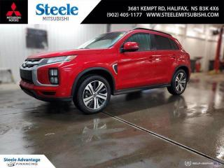 New 2021 Mitsubishi RVR SEL for sale in Halifax, NS