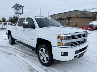 Used 2016 Chevrolet Silverado 2500 HD HighCountry, Diesel for sale in Ridgetown, ON
