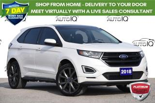 Used 2018 Ford Edge Sport SPORT | AWD | NAVI | SUNROOF | for sale in Kitchener, ON
