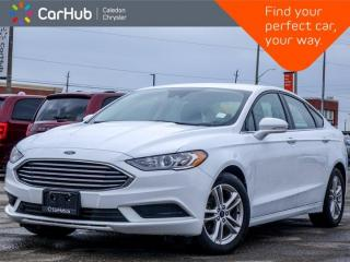 Used 2018 Ford Fusion SE for sale in Bolton, ON