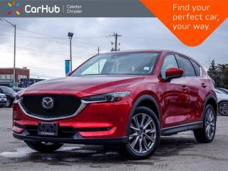 Used 2019 Mazda CX-5 GT AWD Sunroof Bluetooth Backup Camera Heated Front SEats Blind Spot Line Departure Warning 17