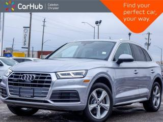 Used 2018 Audi Q5 Progressiv Quattro Navigation Panoramic Sunroof Bluetooth Backup Cam Heated Front Seats 19