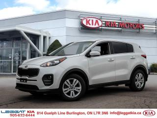 Used 2018 Kia Sportage LX | NEWTIRES | FWD | BACKUPCAM | BLUETOOTH for sale in Burlington, ON